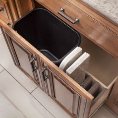 Kitchen Waste Basket