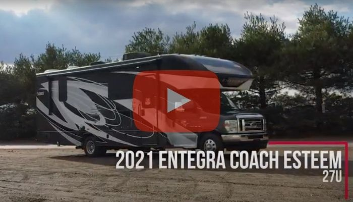 2021 Entegra Coach Esteem Product Video