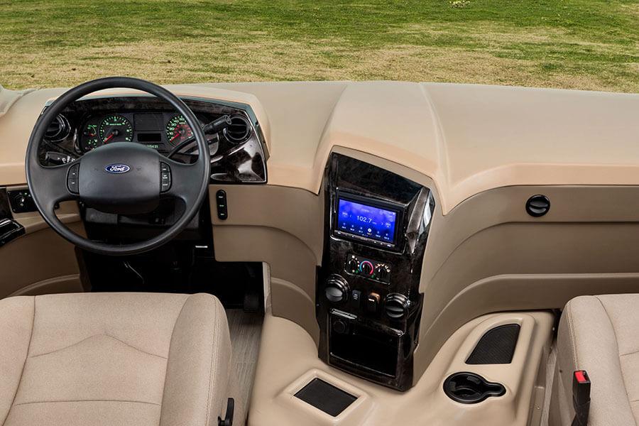 The 2020 Vision Class A Motorhome   Entegra Coach