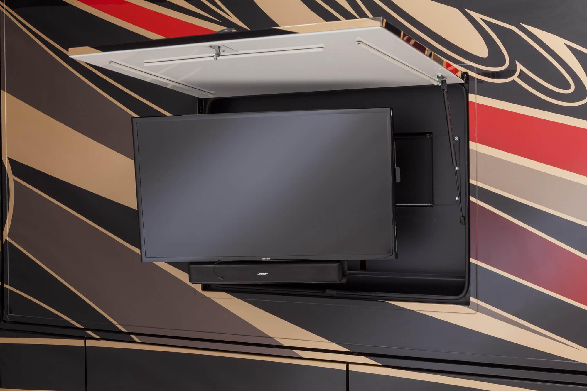 The 2019 Cornerstone Luxury Diesel Class A Motorhome | Entegra Coach