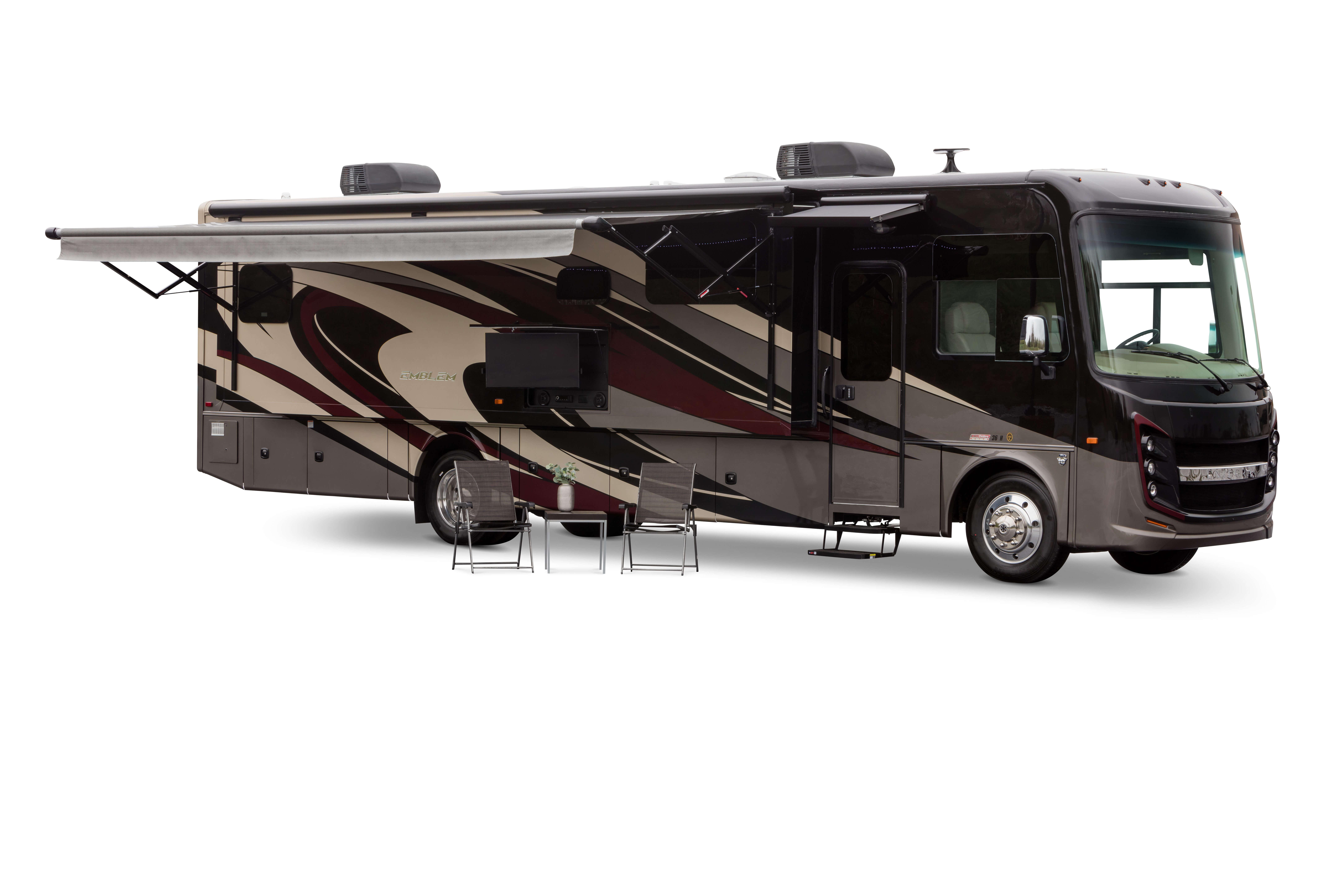 The 2020 Emblem Class A Motorhome   Entegra Coach