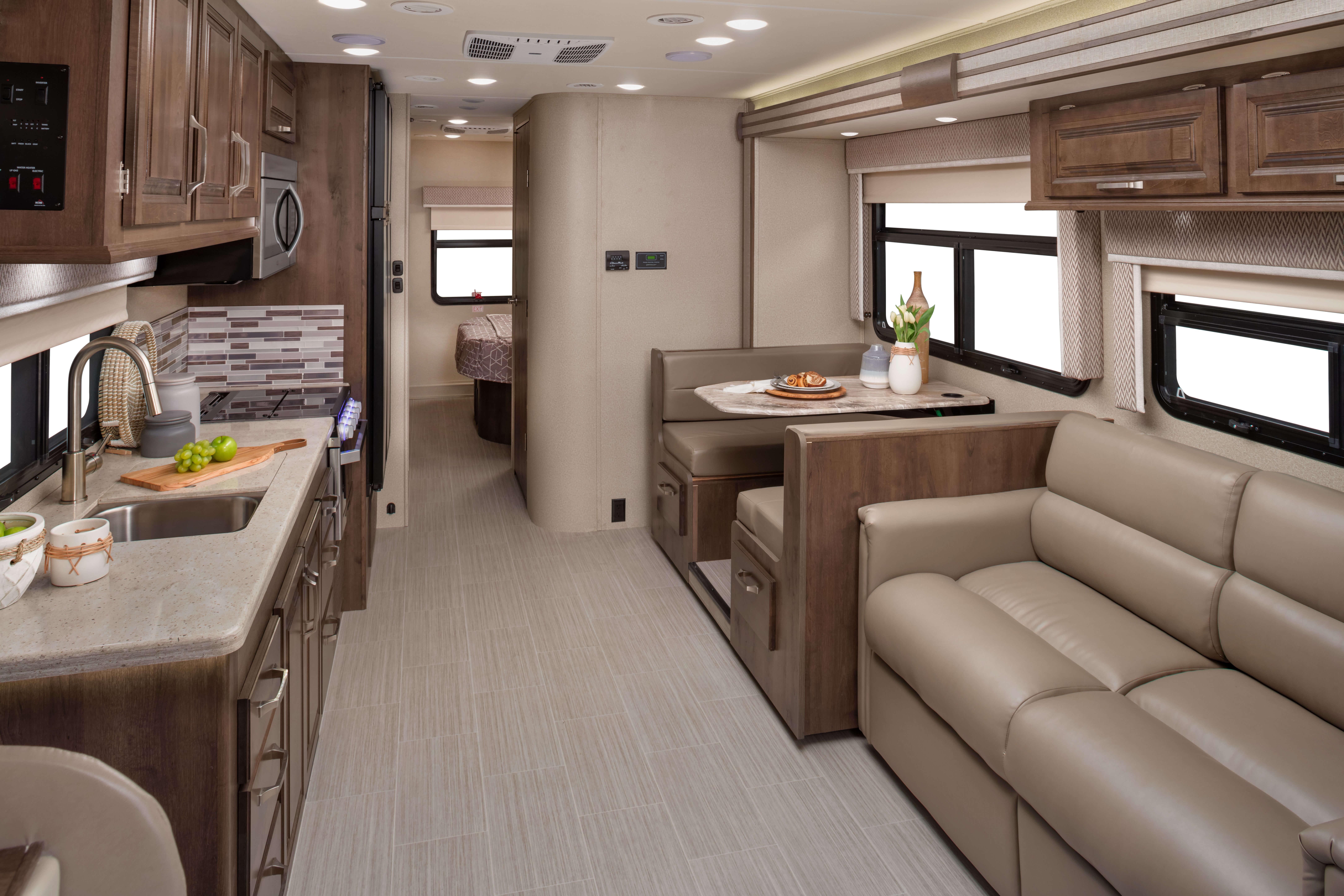 The 2020 Esteem Class C Motorhome   Entegra Coach