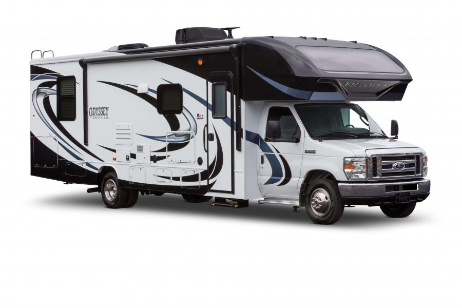 Entegra - best RV brands