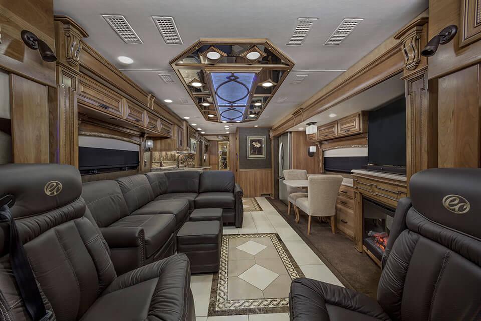 2015 Cornerstone Luxury Rv Entegra Coach