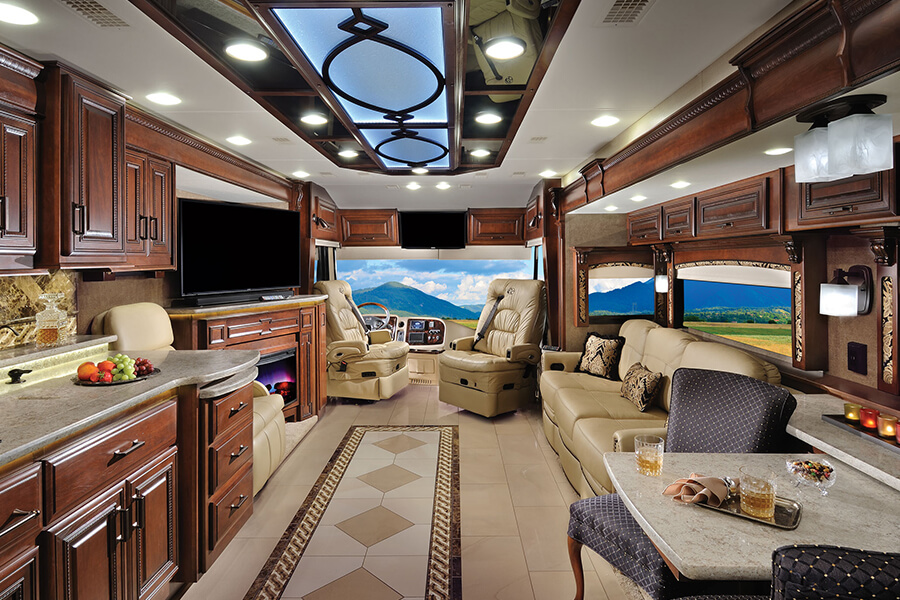 2016 Cornerstone Luxury RV | Entegra Coach