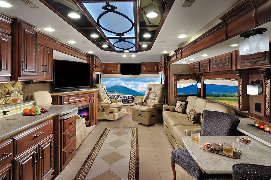 2016 Cornerstone Luxury Rv Entegra Coach