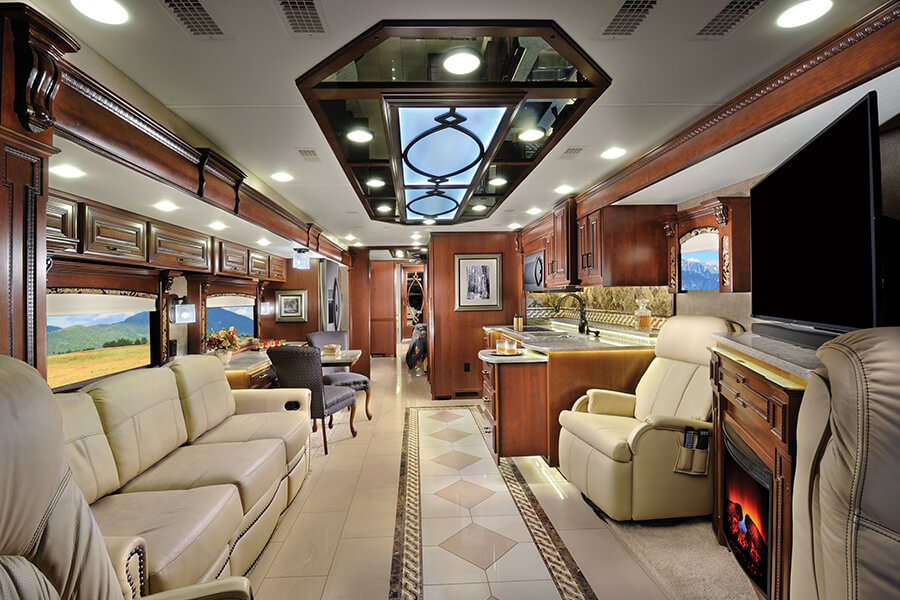2016 Cornerstone Luxury RV