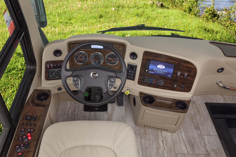 The 2019 Insignia Luxury Diesel Class A Motorhome | Entegra