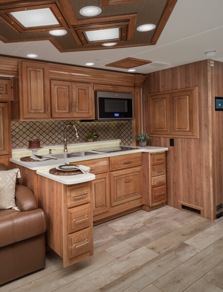 The 2020 Anthem Luxury Diesel Class A Motorhome   Entegra Coach