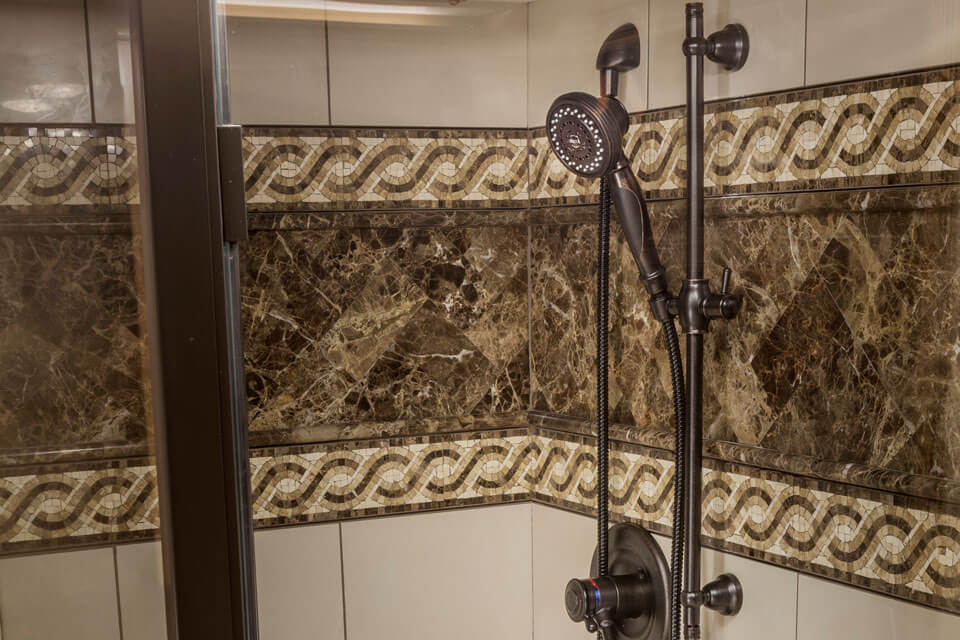 2015 cornerstone luxury rv entegra coach - Cornerstone kitchens and bathrooms ...