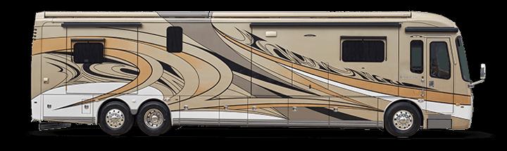 The 2020 Cornerstone Luxury Diesel Class A Motorhome